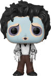 PRE ORDER Edward Scissorhands With Purple Face Mask Funko Pop Vinyl Figure