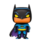 Batman The Animated Series Batman Blacklight Funko Pop! Vinyl