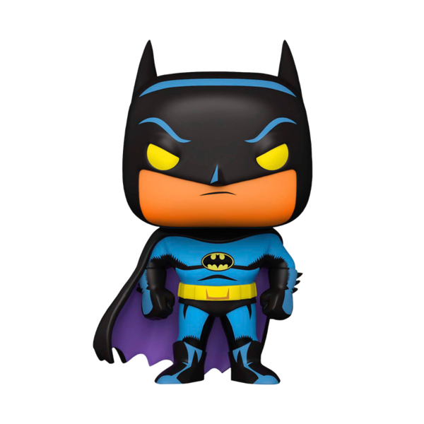 PRE ORDER Batman The Animated Series Batman Blacklight Funko Pop! Vinyl