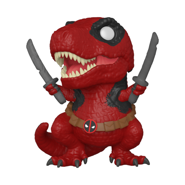 PRE ORDER Marvel Deadpool 30th Dinopool Funko Pop! Vinyl