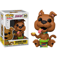 PRE ORDER Scooby Doo with Scooby Snacks Funko Pop! Vinyl