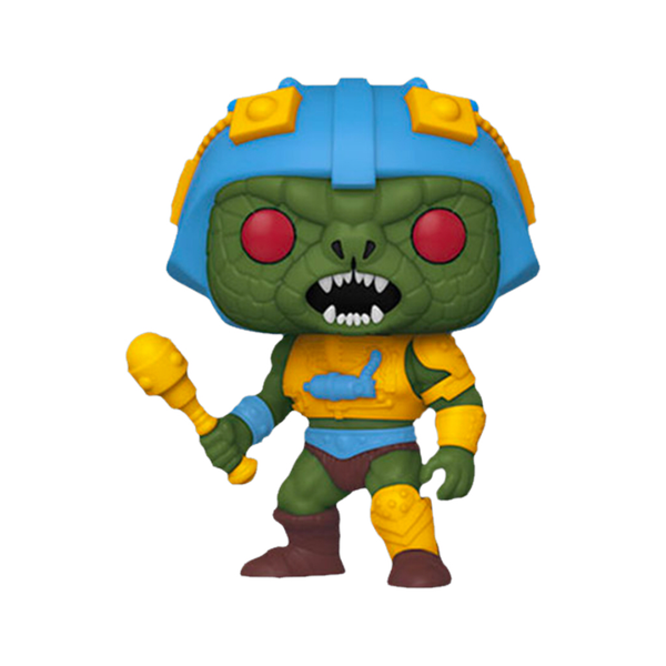 PRE ORDER Masters of the Universe Snake Man-At-Arms Funko Pop! Vinyl