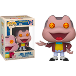 The Adventures of Ichabod and Mr. Toad Mr. Toad with Spinning Eyes Disneyland 65th Anniversary Funko Pop! Vinyl