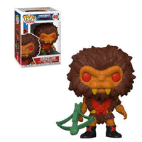 PRE ORDER Masters of the Universe Grizzlor Funko Pop! Vinyl