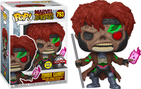 Marvel Zombies Gambit Zombie Glow in the Dark Funko Pop! Vinyl