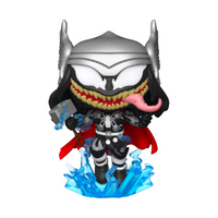 PRE ORDER Marvel Venom Venomized Thor Funko Pop! Vinyl Figure #703
