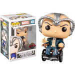 PRE ORDER X2 X-Men United Professor X with Cerebro 20th Anniversary Funko Pop! Vinyl