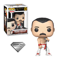 Queen Freddie Mercury Diamond Glitter Funko Pop! Vinyl #97