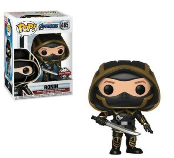 Marvel Avengers Endgame Ronin Funko Pop Vinyl Special Edition Exclusive #465