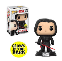 Star Wars Kylo Ren Glow In The Dark Funko Pop! Vinyl Figure #194