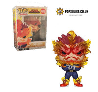My Hero Academia Endeavor Funko Pop! Vinyl Figure GameStop Exclusive #495