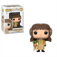 Harry Potter Hermione Granger Herbology Funko Pop! Vinyl Figure #57