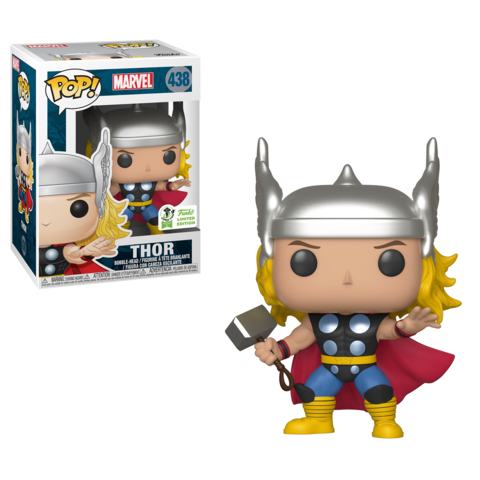 Marvel Thor Funko Pop Vinyl Figure ECCC Limited Edition #438