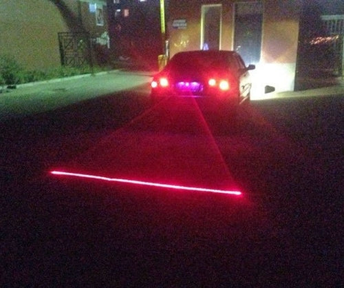 Buy Car Laser Rear Anti-Collision Driving Safety Fashion Accessories - Xshopz