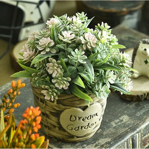 Artificial Flowers Home Wedding Decor - XshopZ