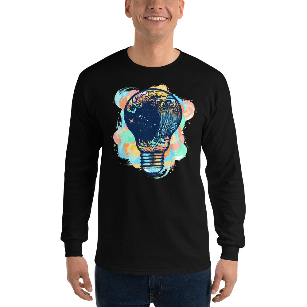 Mastermind's Long Sleeve T-Shirt - XshopZ