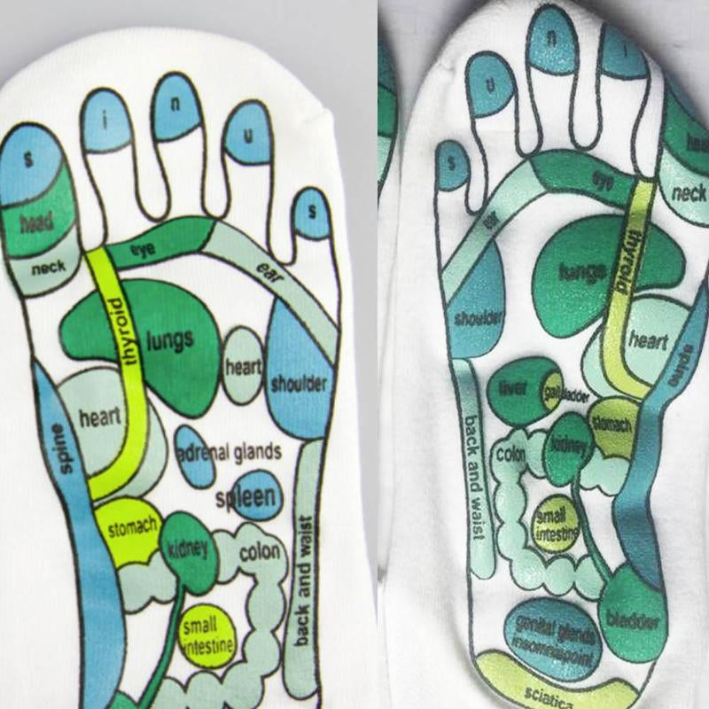Buy Xshopz Acupressure Reflexology Socks  - Xshopz