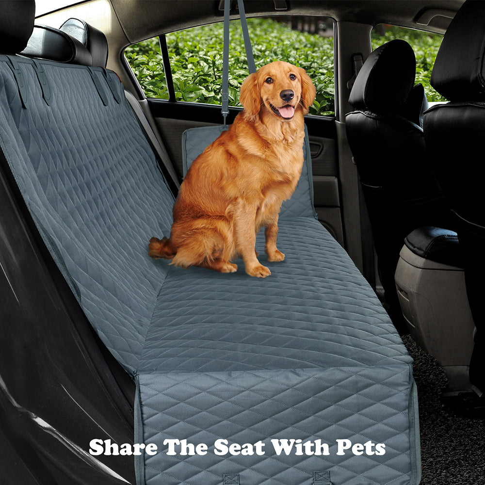 Buy New Pet Car Seat Cover (For Dogs & Cats) Car Accessories - Xshopz