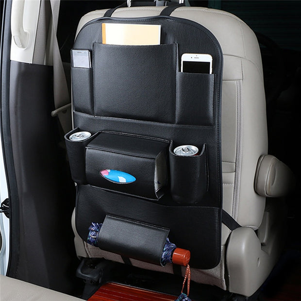 Buy Universal Car Back Seat Organizer (Waterproof) Car Accessories - Xshopz