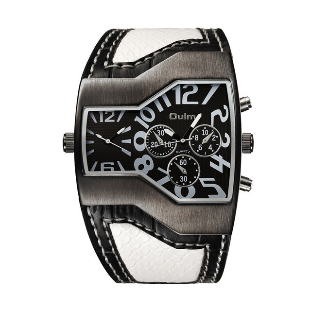 Buy Luxury Brand Men Watches Double Watches Men Accessories - Xshopz