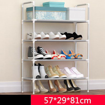 Shoe Cabinet Multi-layer Storage Rack - XshopZ