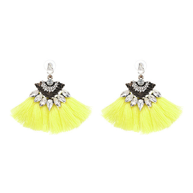 Drop Women Earrings Ethnic Jewelry - XshopZ