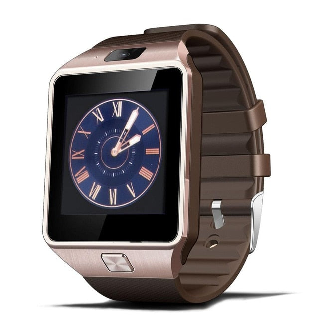 Buy Digital Sport Gold Smart Watch Women's Accessories - Xshopz