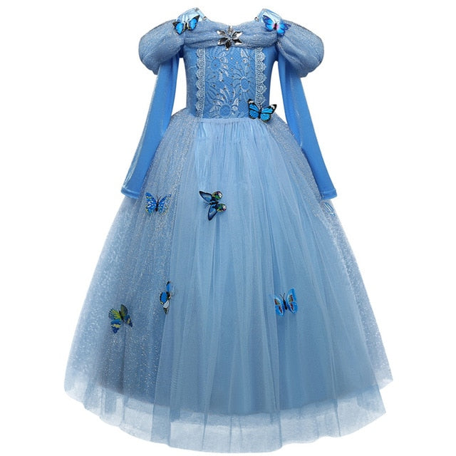 Buy Halloween Princess Costume Party Girls Kids Clothing Mother & Kids - Xshopz