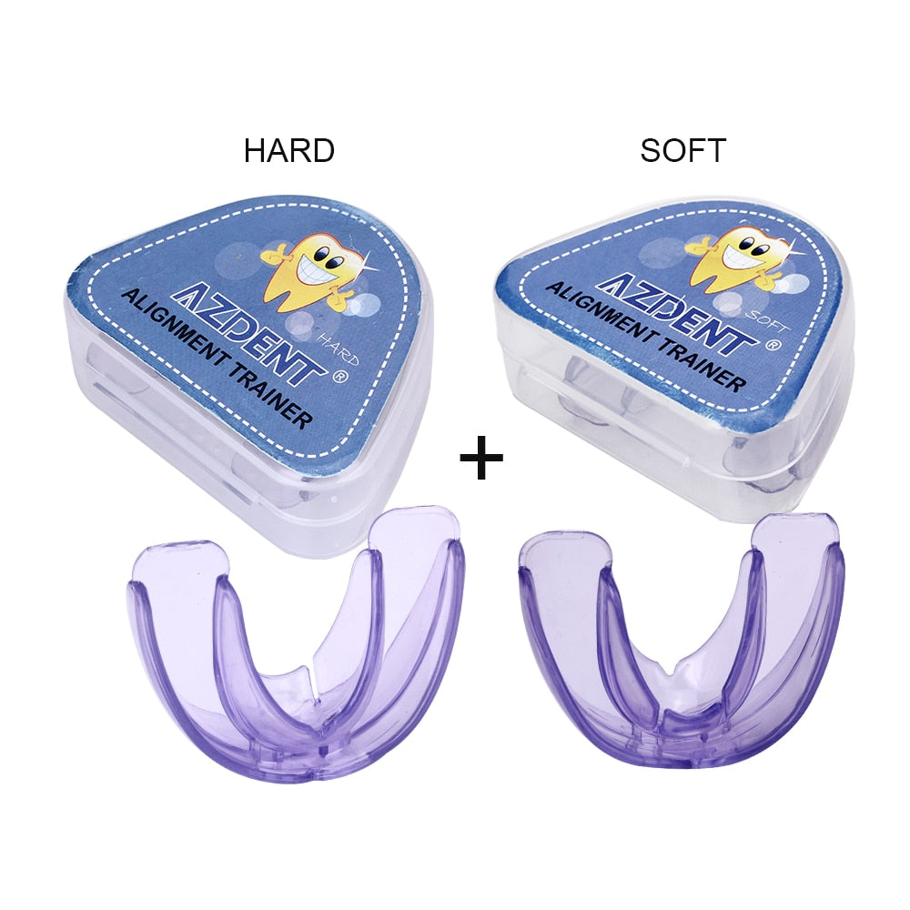 Buy Silicone Teeth Alignment Trainer & Mouth Guard Health & Beauty - Xshopz