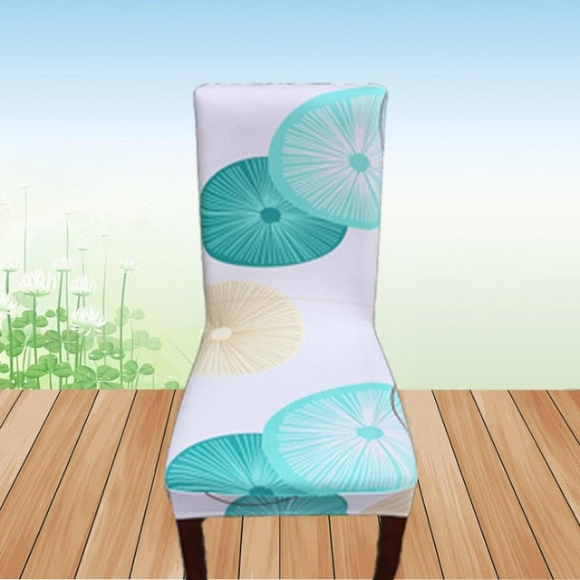 Buy Modern Stretch Chair Cover For Banquet Home Accessories - Xshopz