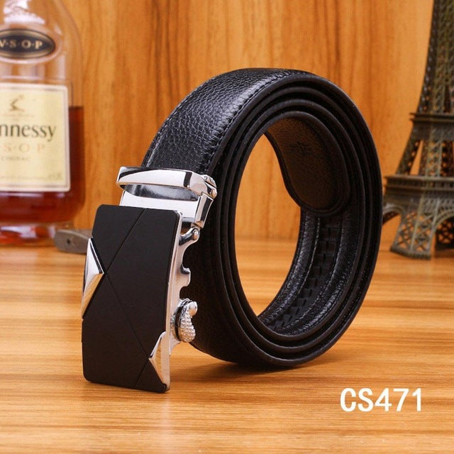 Buy Men Artificial Leather Casual Belts Waist Strap Mens Men Accessories - Xshopz