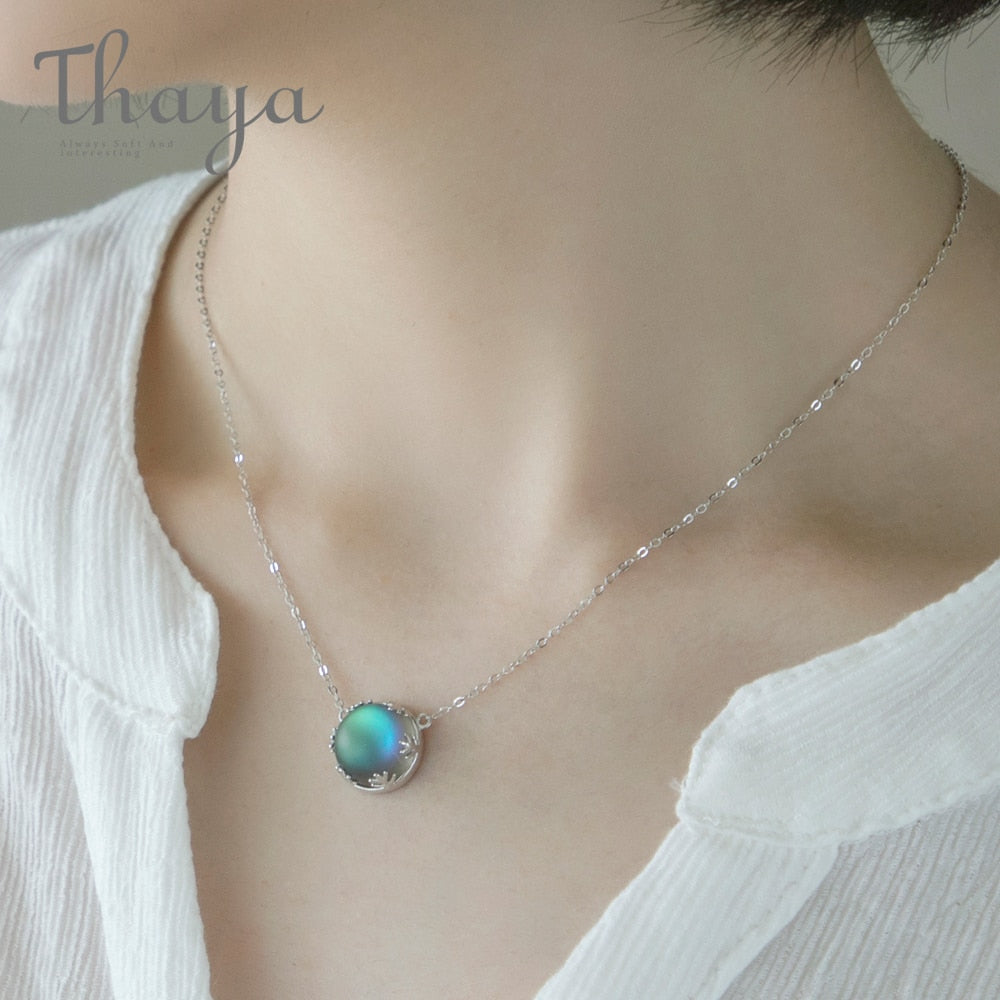 Buy Thaya Crystal Pendant Necklace Jewelry & Accessories - Xshopz