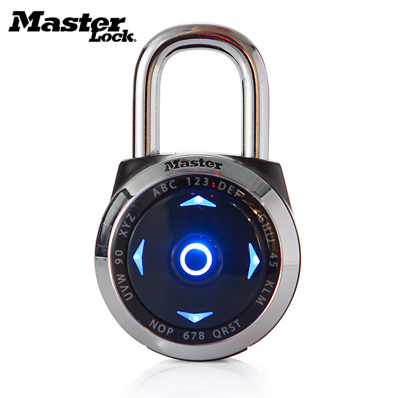Buy MASTER LOCK US LED Direction Password Lock Tech Accessories - Xshopz