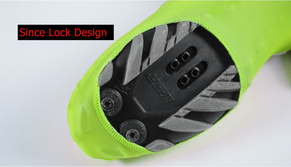 Buy Cheji Bicycle Overshoes Green Black Sport Shoe Covers Shoe's Accessories - Xshopz