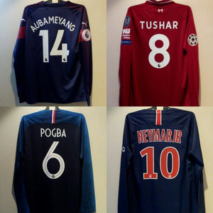 Full Sleeve Football Jersey Online India