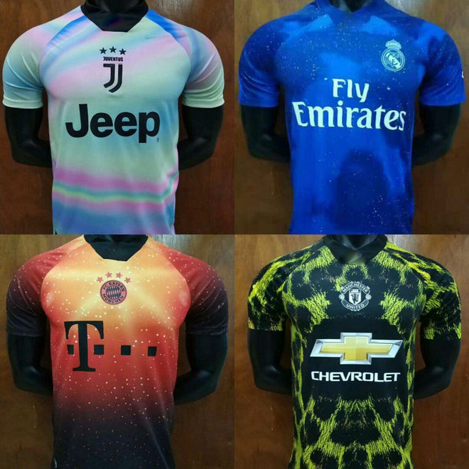 EA Sports Limited Edition Jerseys
