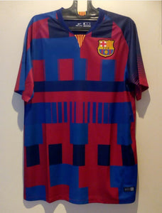 d83a8b02c FC Barcelona 20 Year Special Edition Jersey