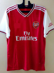 finest selection 703c3 cc308 Arsenal Home Kit 2019/20 | Football Jersey Online India ...