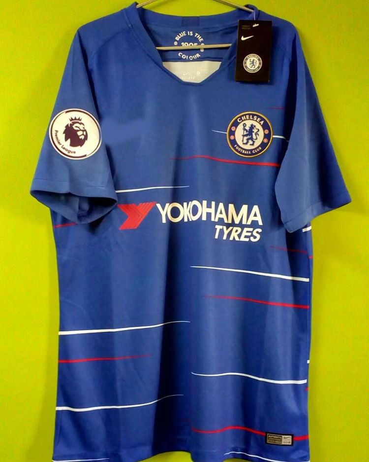 5ab713a57 Kante Chelsea Home Jersey 2018/19 | Football Jersey Online India ...