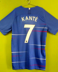 save off 1a50c 976a2 Kante Chelsea Home Jersey 2018/19 | Football Jersey Online ...