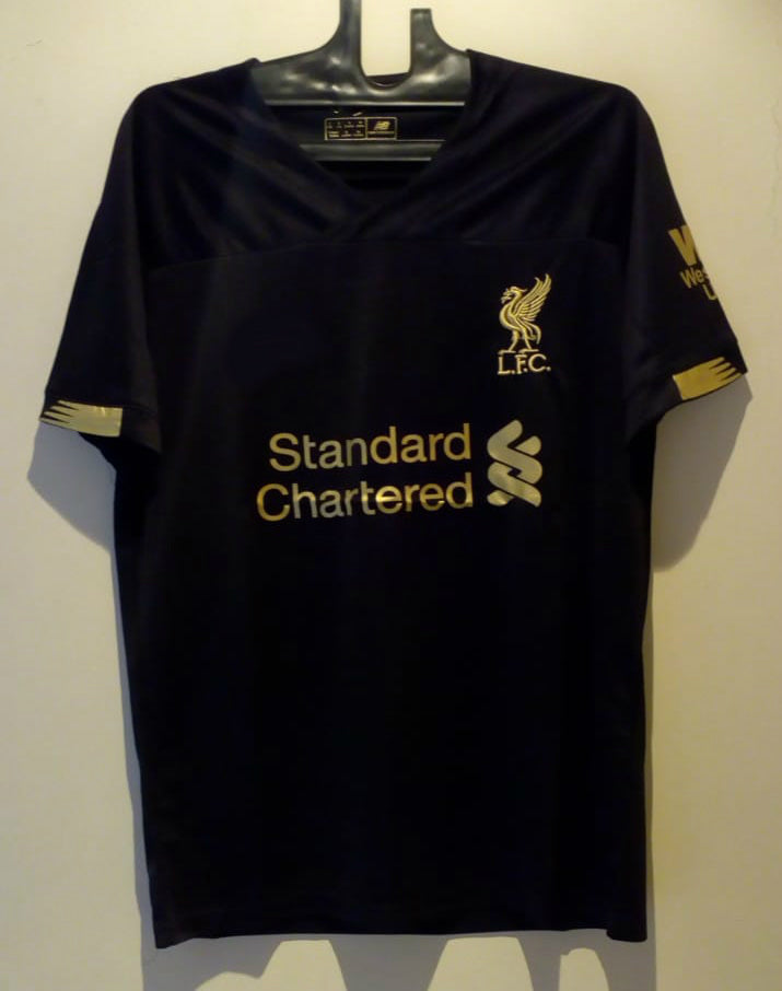competitive price afb44 bb196 Liverpool Goalkeeper Kit 2019/20