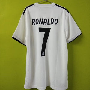 newest 2ae4e 827b3 Ronaldo Real Madrid Home Jersey 2018/19 | Football Jersey ...