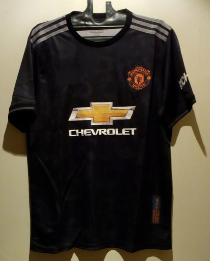 on sale 9cd98 b234d Manchester United Third Kit 2019/20