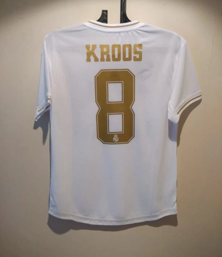 on sale 184bc 551e8 Kroos Real Madrid Home Jersey 2019/20