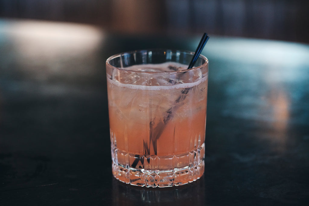 Learn how to make our signature cocktail: The Muse.
