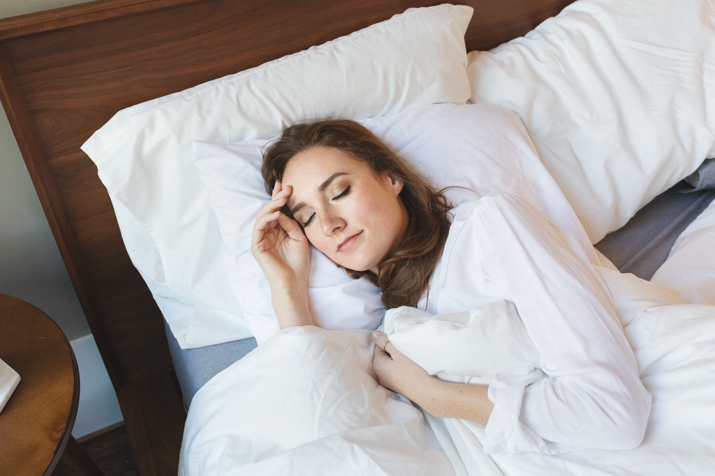 "5 Choices to Make if You ""Sleep Hot"""