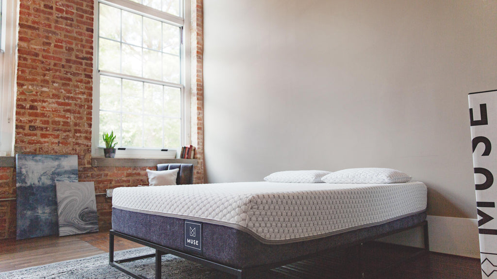 What are the Layers of the Muse Memory Foam Mattress?