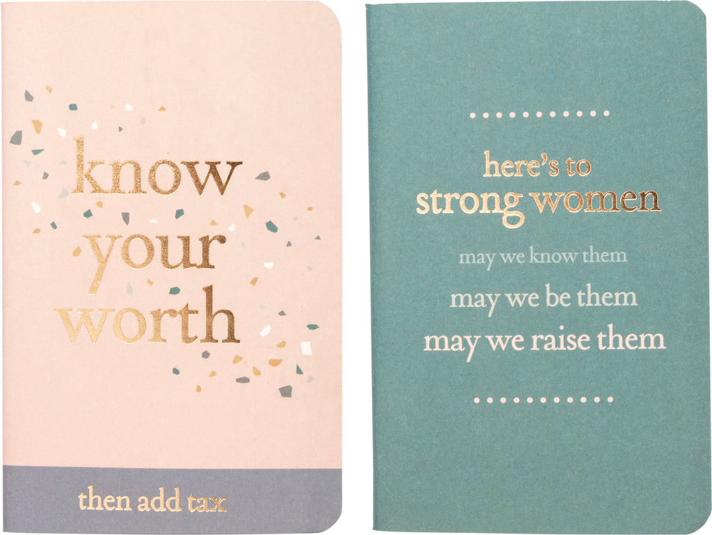 Strong Women - Sm Notebook Set