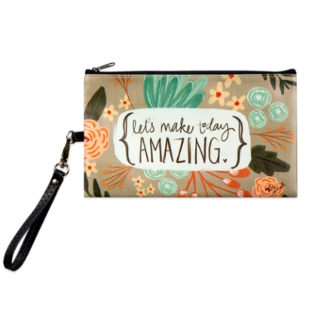 Zipper Bag - Make Today Amazing.png