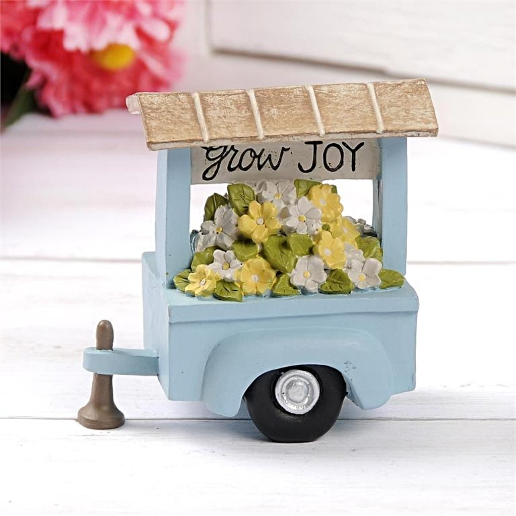 Grow Joy Flower Cart - Spring Blossoms Collection
